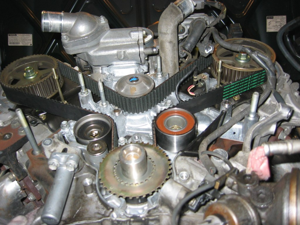 Timing Belt Replacement at Cranmore Garage in Solihull