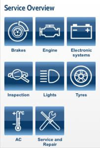 Bosch Service Overview